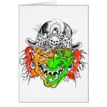 Evil Clown Cards