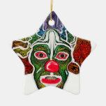 Evil Clown Collection (EC) Christmas Ornament