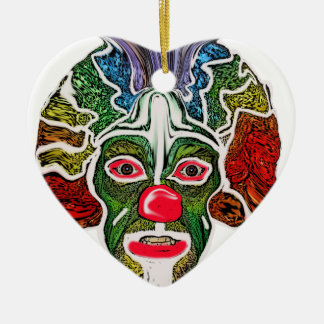 Evil Clown Collection (EC) Christmas Tree Ornaments