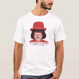 Evil Clown EDUN LIVE Eve Ladies Essential Crew T-Shirt