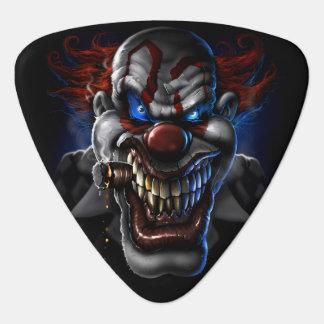 Evil Clown Face Pick
