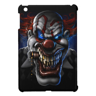 Evil Clown Face iPad Mini Cover