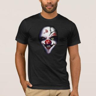 evil clown halloween clowns tshirt