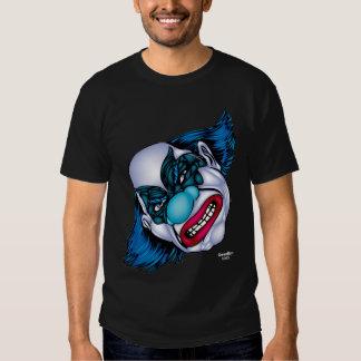 Evil Clown T Shirt - Fan Club Mascot Design