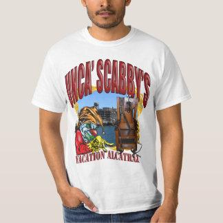 Evil Clown T Shirt Vacation Alcatraz