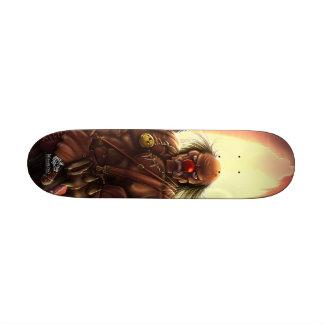 Evil Clown (Ya te cargo el Payaso) Custom Skateboard