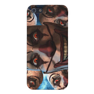 Evil Clowns Cases For iPhone 5
