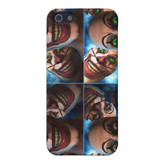 Evil Clowns Cover For iPhone 5
