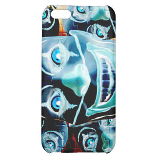 Evil Clowns Cover For iPhone 5C