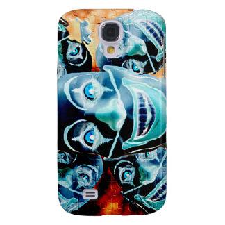 Evil Clowns Galaxy S4 Covers