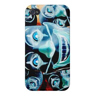 Evil Clowns iPhone 4 Cases