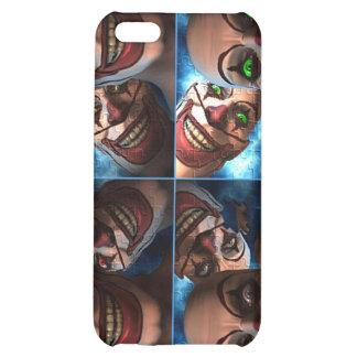 Evil Clowns iPhone 5C Cover