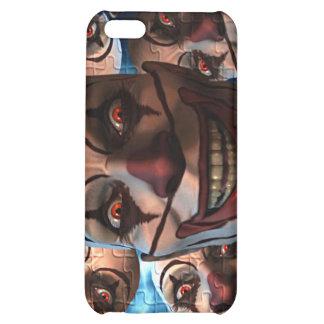 Evil Clowns Case For iPhone 5C