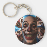 Evil Clowns Key Chains