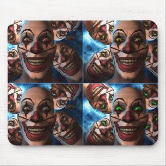 Evil Clowns Mousepad