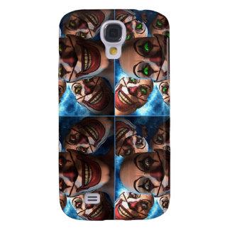 Evil Clowns Samsung Galaxy S4 Covers