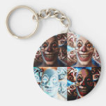 Evil Clowns Trick or Treat? Key Chain