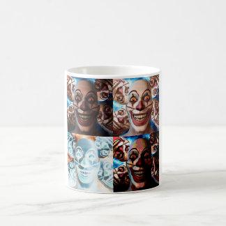 Evil Clowns Trick or Treat? Mugs