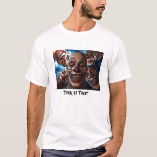 Evil Clowns with Bulging Eyes T-Shirt