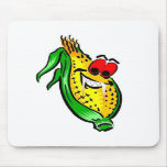 Evil Corn Mousepad