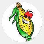 Evil Corn Stickers