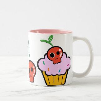 Evil Cupcake and Evil Cherrys Mug