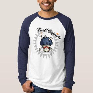 Evil Cupcake -Bones- T-Shirt