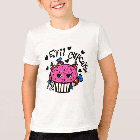evil cupcake T-Shirt