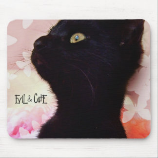 Evil & Cute Mouse Pad