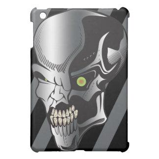 Evil Cyborg Skull  Cover For The iPad Mini
