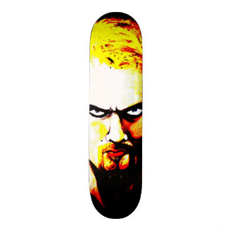 Evil Death Glare Skateboard Deck