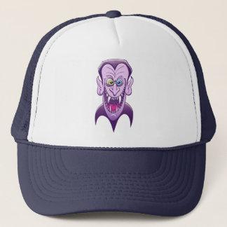 Evil Dracula Trucker Hat