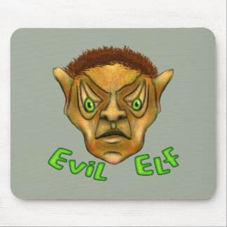 Evil Elf Mouse Pad