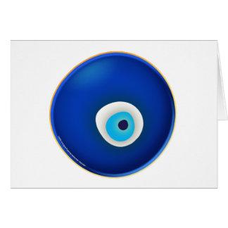 Evil Eye Card