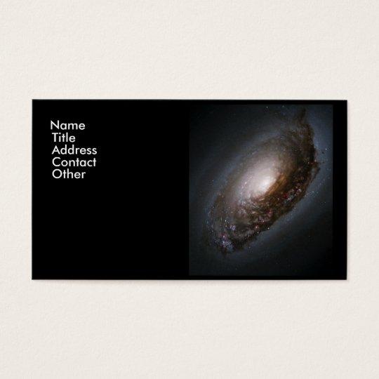 Evil Eye Galaxy Business Card