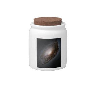 Evil Eye Galaxy Candy Jar