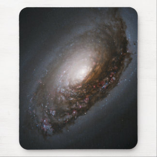 Evil Eye Galaxy Mouse Pad