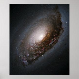 Evil Eye Galaxy Print