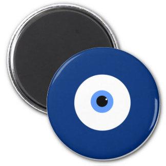 Evil Eye Fridge Magnet