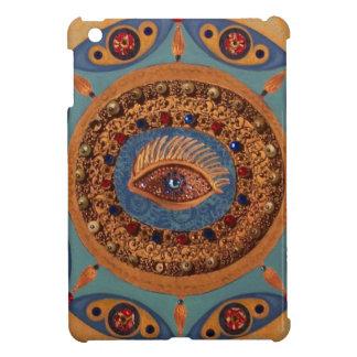 Evil Eye Mandala iPad Mini Case
