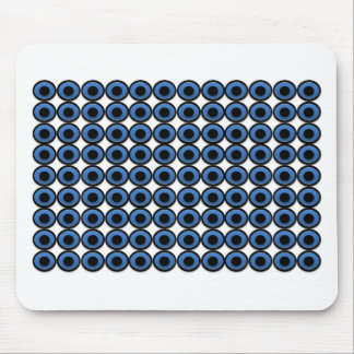 Evil Eye Ojo Protection Mouse Pad