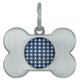 Evil Eye Ojo Protection Pet ID Tags