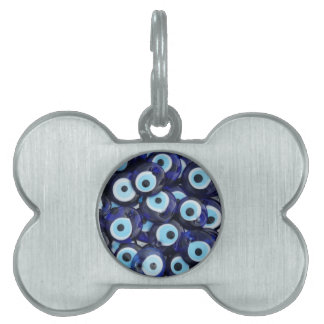 Evil Eye protection Amulets Pet Tags