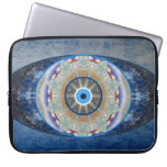"""Evil Eye"" Protection Laptop Sleeve"
