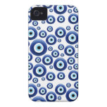 Evil Eye Protection Mediterranean iPhone4/4S case iPhone 4 Cover
