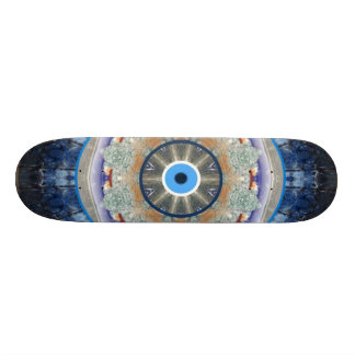 """Evil Eye"" Protection Skateboard"