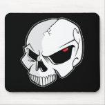 Evil Eye Skull Mouse Mats