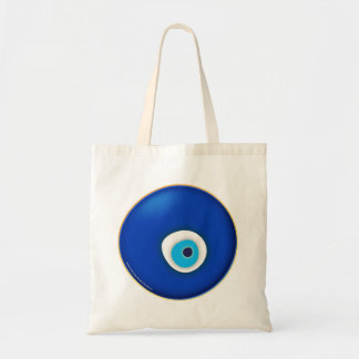 Evil Eye, Symbol of Protection Canvas Bags