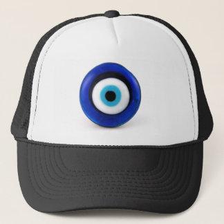 Evil eye. trucker hat