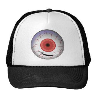 Evil Eyed Grin Trucker Hat